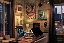 Office style  / Interier design, office style / by Ivana Urošević (Vanai)