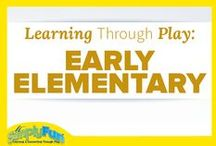 Early Elementary Games / Experience SimplyFun's award-winning learning resources for Early Elementary. http://bit.ly/1gHrl0p  / by SimplyFun