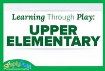 Upper Elementary: Award-Winning Learning / Experience SimplyFun's award-winning learning resources for Upper Elementary.http://bit.ly/1ewnl4W / by SimplyFun
