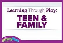 Teen and Family: Award-Winning Learning / Experience SimplyFun's award-winning learning resources for Teens and Families.http://bit.ly/1bSmcFo / by SimplyFun