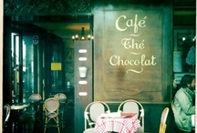 Café / by Ivana Urošević (Vanai)