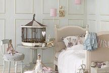 Girls bedroom / by Katie Pritchard