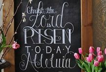 Easter / by Julie Thompson