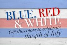 4TH OF JULY MUST HAVES / by OndadeMar Swimwear