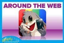 SimplyFun Around the Web  / Links to our SimplyFun social media accounts!  / by SimplyFun