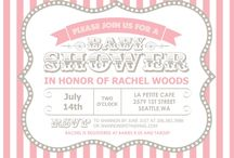 Baby Shower Ideas / by Trina Hall
