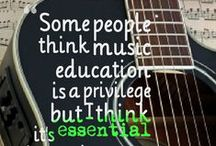 Music Quotes / Some of our favorite quotes about music. / by JW Pepper Sheet Music