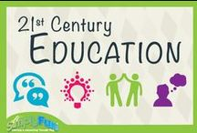 21st Century Learning / Help us create 21st Century Learners and focus on the 4 C's- Communication, Collaboration, Critical Thinking, and Creativity  / by SimplyFun