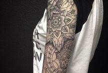 Tattoos / by Hannah Johnson