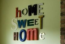 for the home / by emilie ahern