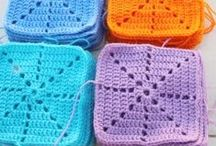 Crochet projects / by Cindy Cheesmond-Bowers
