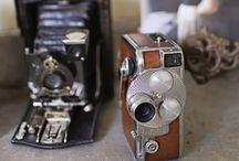 Vintage cameras / by Victor