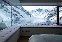 Rooms with a view / by Claire Droppert