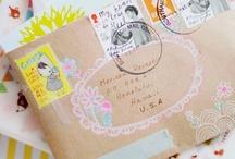 snail mail ideas / by emilie ahern