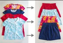 free clothing tutorials / by emilie ahern