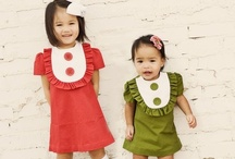 Fashion for the Little Ones / by Tricia @ SweeterThanSweets