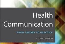Health Communication & Social Media / A crowdsourced board of Books, Infographics, and Social Media on Best-Practices in Health Communication. / by Raed Mansour