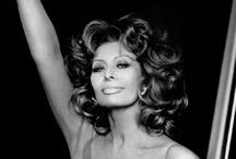Sophia Loren / by Ian Robertson