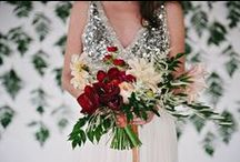 Christmas/Winter Wedding / Crisp Seasonal Celebration of New Love / by Sweet Melinda's Vintage Wares