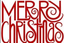 Christmas / by Brooke Stockman