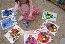 Preschool Activities / by Rita Mercer