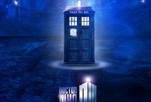 Waiting for my Doctor / Allons-y! Come along with us in the TARDIS.... we can all fit, it's bigger on the inside!! Just remember: Don't Blink!! / by Sunny Chauncey