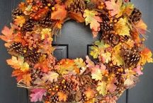Autumn Decorations / Holiday ideas / by Rita Mercer