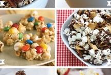 Popcorn, Nuts, & Trail Mix / by Rita Mercer
