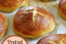 Baking bread / by Sandra Neff