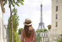 Let's Go Somewhere Nice// / by Hannah Sealock