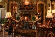 Living Rooms / by Kristi Hastings