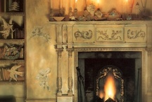 Fireplaces / by Kristi Hastings
