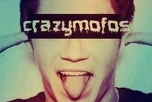 Crazy Mofos♫ / by Rose Godinez