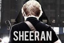 Ed Sheeran / by Rose Godinez