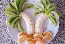 Snacks / by Karali Ewasiuk