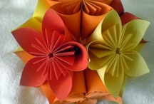Paper Craft / #origami #paperart #quilling #scrapbooking / by MerLot HuEs