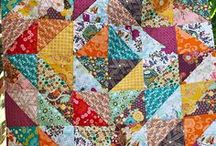 Someday I'll make a quilt..... / by Sandra Neff