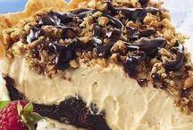 Pies, puddings, cobblers / by Rita Mercer