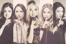 Pretty Little Liars ♥ / by Rose Godinez