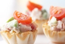 Food - Soups, Starters & Sides / by ET