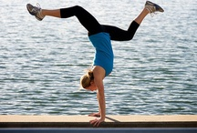 Yoga & Fitness / by Four Green Steps