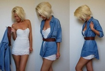 CLOTHES. / by Amanda Olson