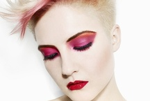 - 80's makeup - / by Julie
