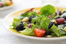 Tasty Salads / by Four Green Steps