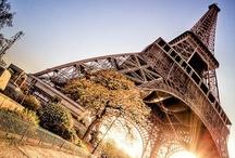 - Eiffel Tower - / by Julie