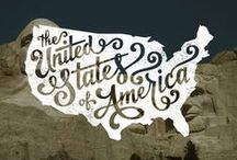 america the beautiful! / Beautiful photography and quotes about the USA. Celebrating our country's beauty. / by aftcra - handmade American products
