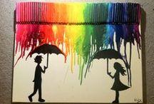 Arts and Crafts / by Regina Falangi