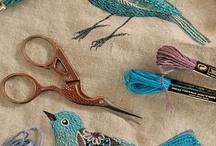 Needlework / by Sandra Huwaidi