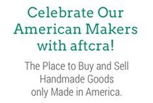 Art / aftcra's handmade blog / From holiday gift guides to home decorating ideas, aftcra shares their latest blog posts! http://aftcra.com/blog/ / by aftcra - handmade American products