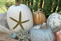 seasons: fall decor / it's getting crisp and colorful outside and no better time to get ready for the change in season. here are some our favorite finds for our favorite season... fall. / by aftcra - handmade American products